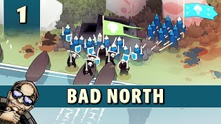 Bad North - Minimalistic Tactical Game (Also a Lot of Fun!) - Part 1