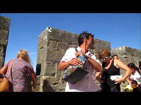 Vlog la cité de Carcassonne 14 juillet 2017