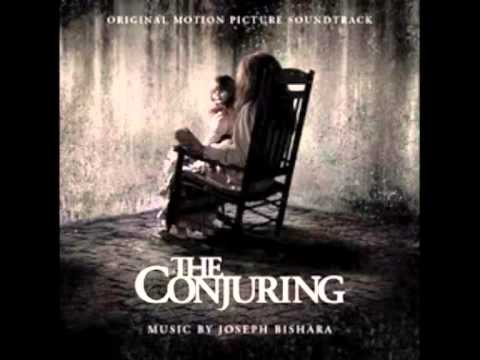 The conjuring horror sounds