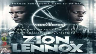 Zion & Lennox - Arriesgando Mi Inocencia (LOS VERDADEROS) + LETRA/LYRICS ★REGGAETON NEW 2010★