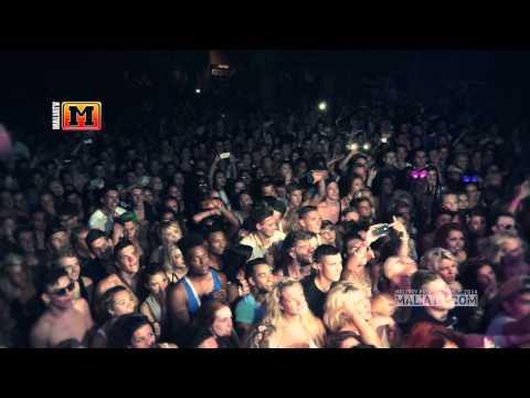 MaliaTV - DAPPY Malia Live Festival @ Pleasure Beach Malia 2013