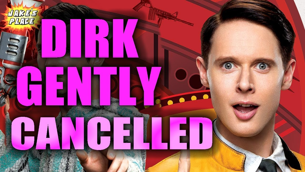 Download DIRK GENTLY'S HOLISTIC DETECTIVE AGENCY Cancelled!