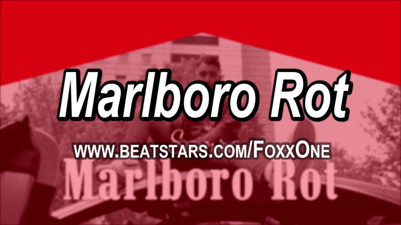marlboro rot text