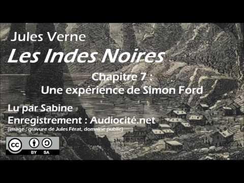 Livre audio : Les Indes Noires - Chapitre 7 : Une expérience de Simon Ford