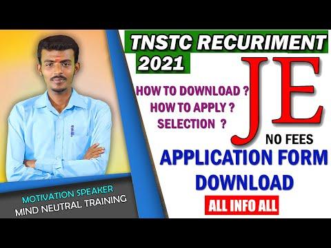 TNSTC Recruitment தமிழக அரசு போக்குவரத்துத்துறை வேலைவாய்ப்பு|Today Government jobs 2020 in Tamilnadu