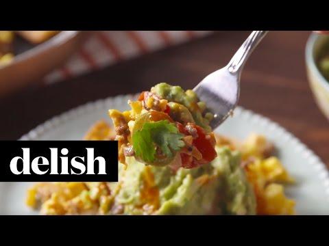 Mexican Skillet Scramble | Delish
