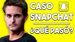 🔥 Cómo un EMPRENDEDOR de 21 Años Creó una Red Social Valorada en $29.000.000.000 | Caso Snapchat