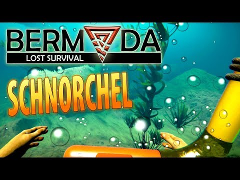 Bermuda Lost Survival 09# | Schnorchel aus Müll | Gameplay German Deutsch
