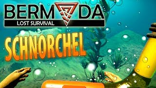 Bermuda Lost Survival 09# | Schnorchel aus Müll | Gameplay German Deutsch thumbnail