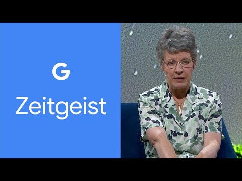 Overcoming Imposter Syndrome | Astrophysicist Jocelyn Bell Burnell Highlights | Google Zeitgeist