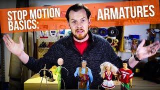 Stop-Motion Basics: Armatures