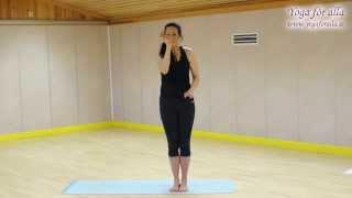 Yoga för alla - Teknik - Örnen