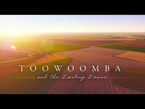 Toowoomba and the Darling Downs
