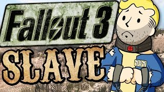 Fallout 3 - Capturing SLAVES For Paradise Falls !  (Fallout 3 Funny Moments w/ Mods & Cheats)