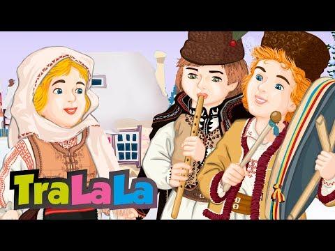 Cantec nou: Colinde de Craciun - TraLaLa