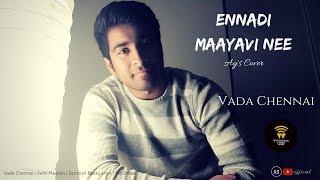 Ennadi Maayavi Nee Cover   Vada Chennai   Wunderbar Films   Ag's Cover   Vetri Maaran
