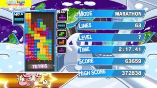 Puyo Puyo Tetris Marathon Run
