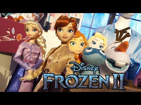"""""""Frozen 2"""" Merchandise Revealed For Frozen Fan Fest"""