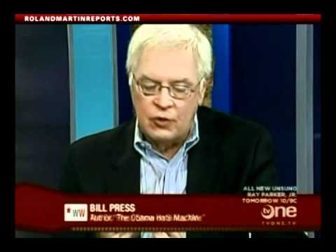 Bill Press Examines The Lies, Distortions and Personal Attacks On President Obama
