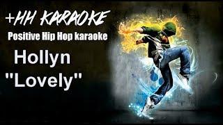 """Hollyn """"Lovely"""" BackDrop Christian Karaoke"""