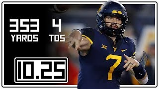 Will Grier Full Highlights West Virginia vs Baylor || 10.25.18 || 353 Yards, 4 Total TDs