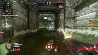 AMD A9-9420 Test - Quake Champions - Gameplay Benchmark Test (A9-9425)