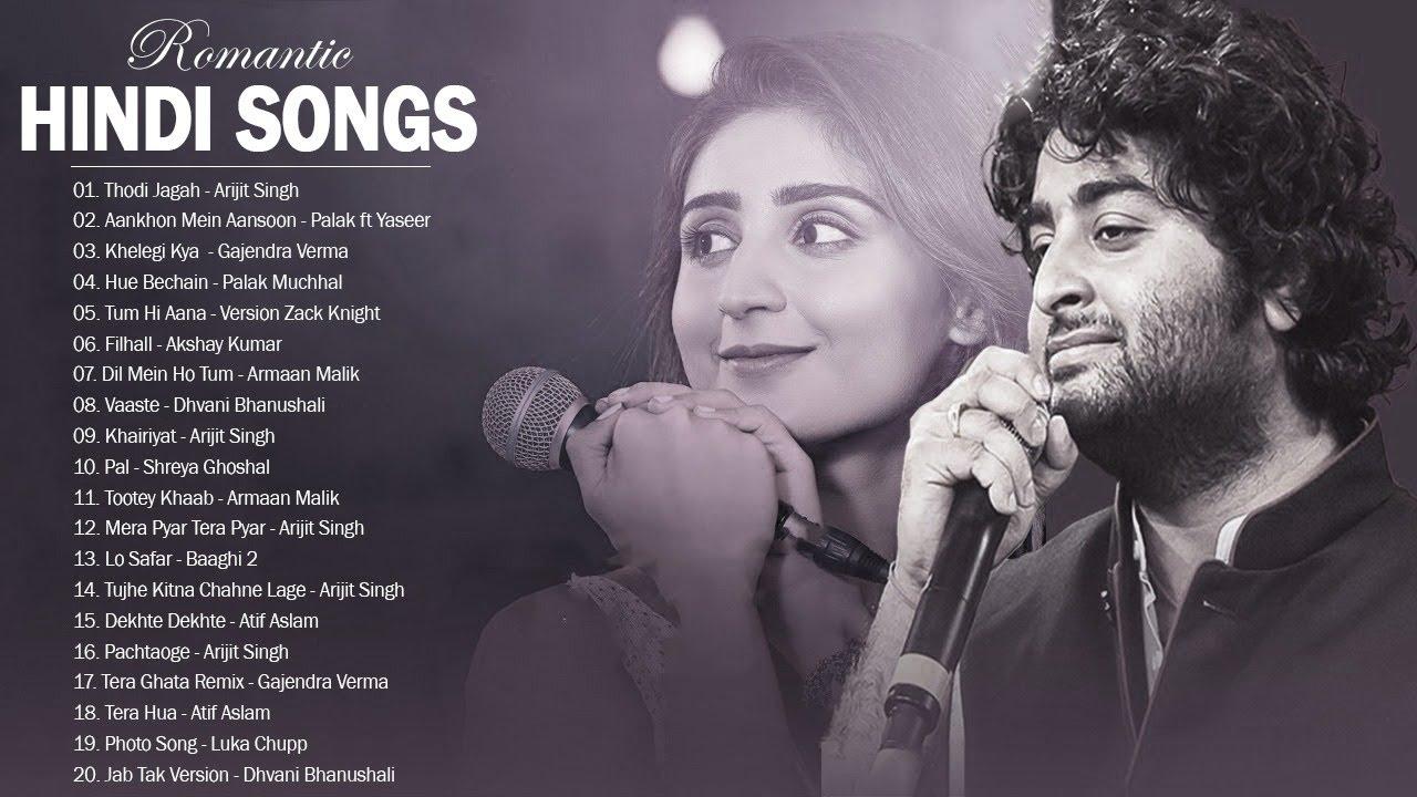 Bollywood Love Songs 2020 Hindi Songs Playlist 2020 Arijit Singh Sushant Singh Vs Shreya Ghoshal Youtube