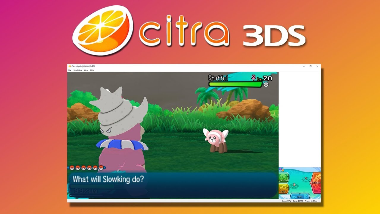 Download Pokemon Y Decrypted ROM for Citra Nintendo 3DS ...