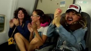 3v1: Zhovadilosti, které předvádějí Češi v letadle