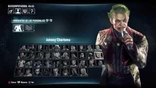 Batman Arkham Knight: Todas las biografías de los personajes - Baticomputadora (Spoilers)