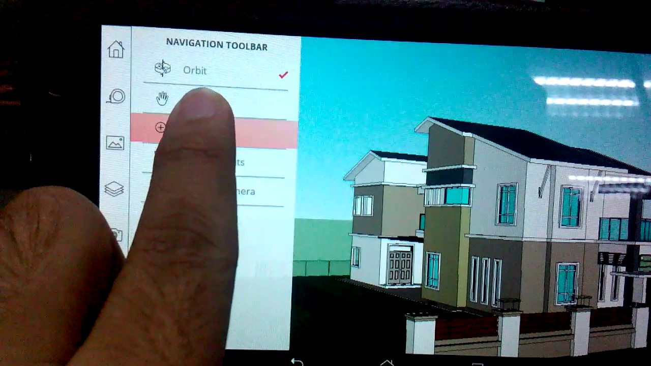 Sketchup Viewer App For Android Youtube