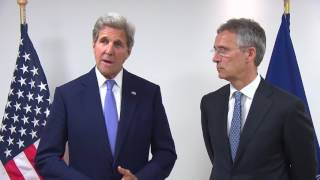 Kerry: Brexit Wont Change NATO Relationship