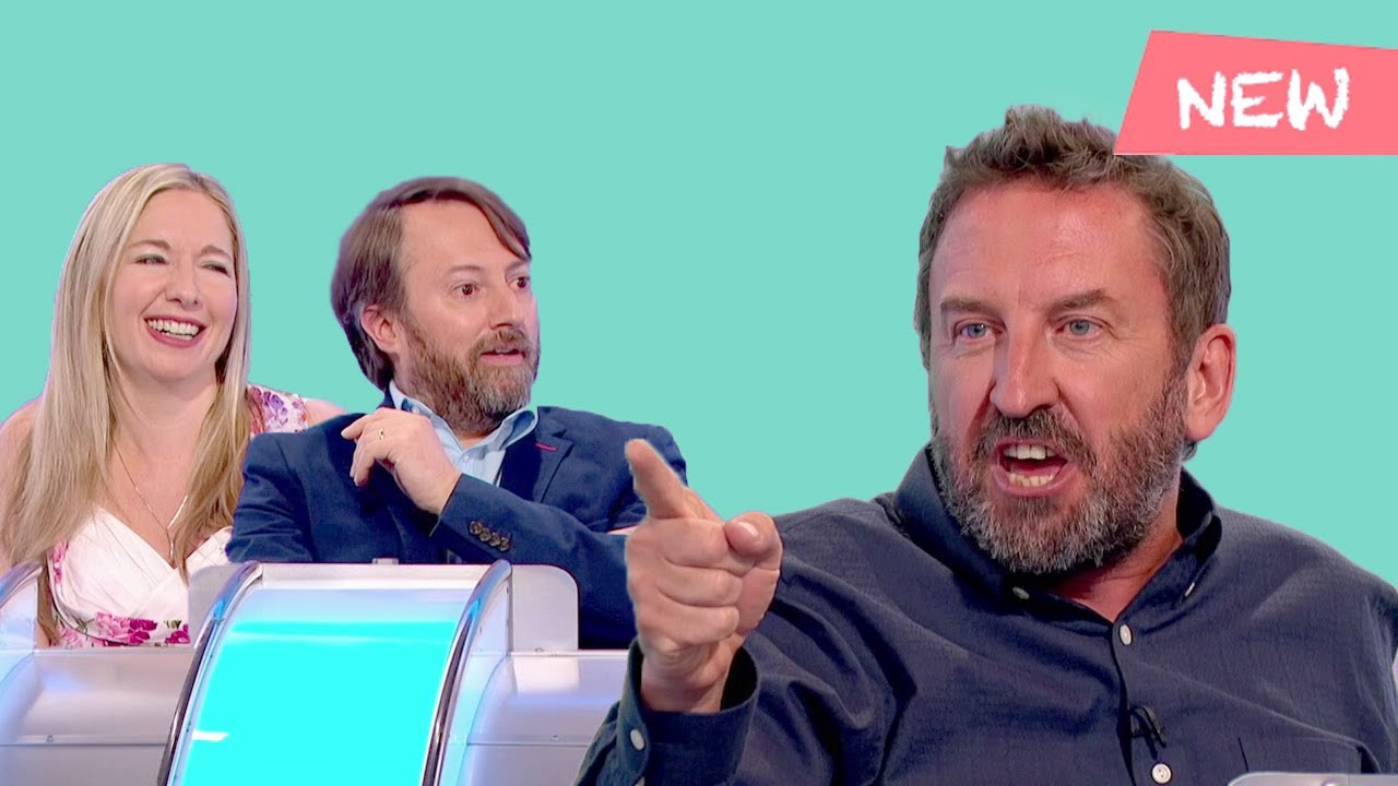 Lee Mack vs The Mitchells  - Would I Lie to You?