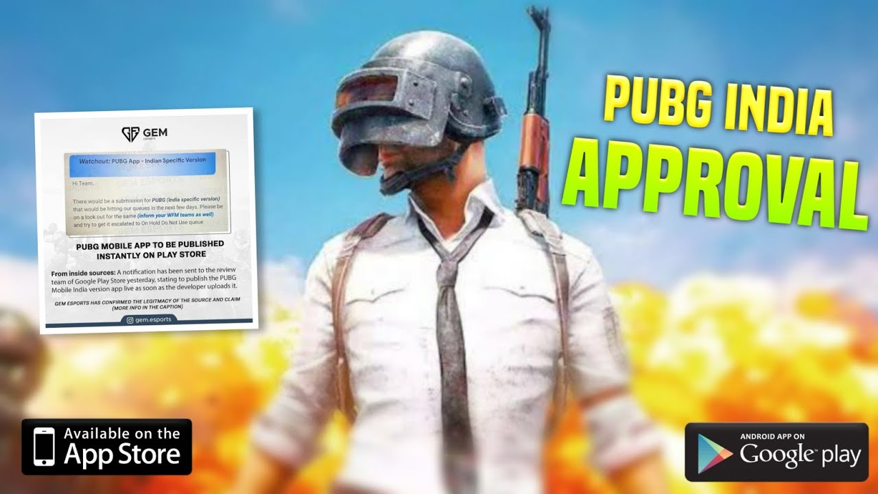 🔥 PUBG MOBILE INDIA AVAILABLE ON PLAY STORE? - INDIAN SPECIFIC VERSION - Legend X