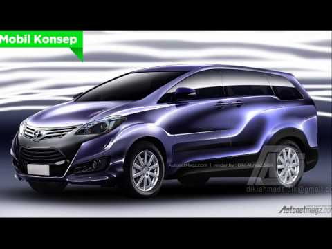 Model Grand New Avanza 2015 Harga Veloz 1.3 Toyota Facelift Review Exterior Interior