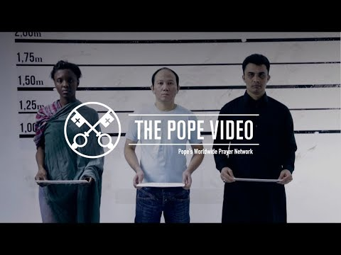The Pope Video - March 2017 - Persecuted Christians
