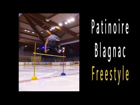 FREESTYLE - PATINOIRE BLAGNAC - 17 JANV 2016 - DJI OSMO