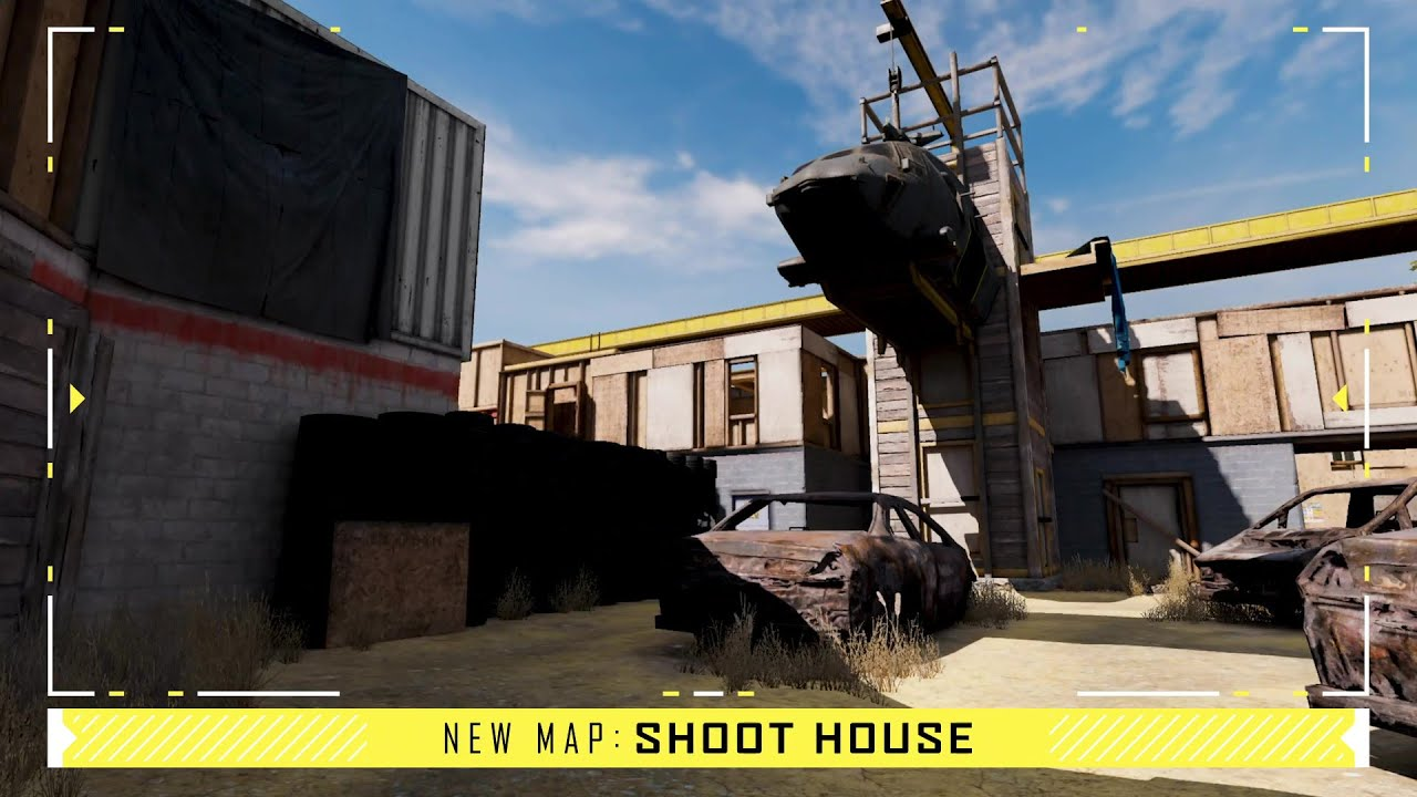 Call of Duty®: Mobile - Introducing Shoot House