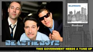 Beastie Boys - This Government Needs A Tune Up (Unreleased