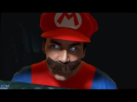 If Pennywise was Mario