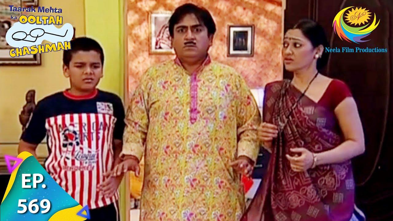 Download Taarak Mehta Ka Ooltah Chashmah - Episode 569 - Full Episode