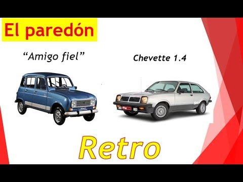 Renault 4 Vs Chevrolet Chevette | Paredón Retro