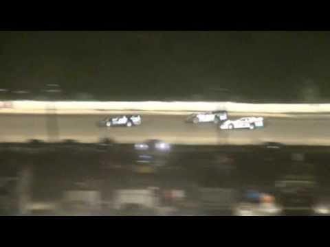 "Pittsburgh's Pennsylvania Motor Speedway ULMS ""Red Miley Rumble"" Feature Highlights 8-17-2013"