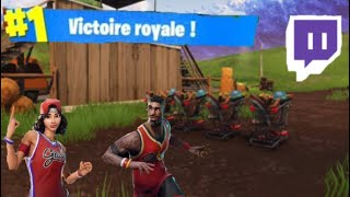 [FORTNITE] GO HAVE PANNIER AVK THE NEW SKIN BASKETTEUR
