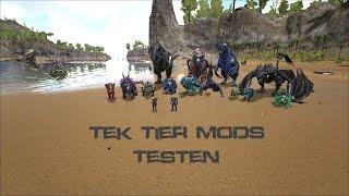 ARK olli und Kyra Testen Tek Mods weiter Live am 12.04.2017  1080p@60Fps Deutsch/German