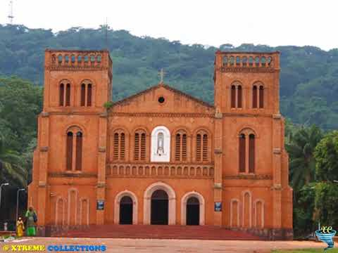 Notre-Dame of Bangui Cathedral in Bangui, Central African Republic