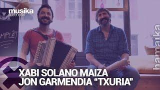 MusikaZuzenean TB #98: Xabi Solano Maiza eta Jon Garmendia Txuria YouTube Videos