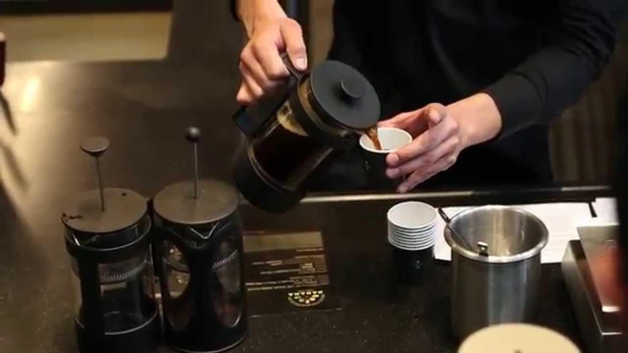 Starbucks México  Conoce nuestros métodos de preparación de café - YouTube