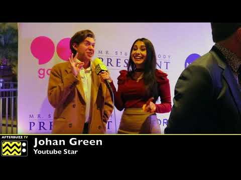 Guinwa Zeineddine Interviews Jonah Green
