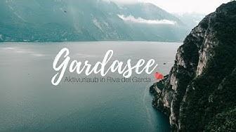 Gardasee 2015 | Riva del Garda (MTB, Hiking, Paragliding, SUP) HD